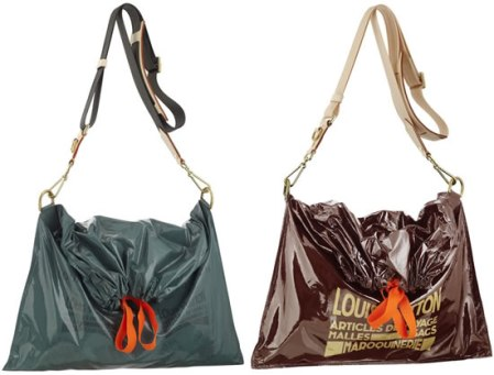 news flash louis vuitton sells garbage bag for 2000 it 39 s all